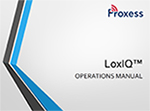 Proxess LoxIQ™  User Guide pdf.