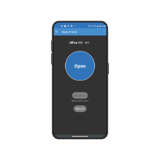 Proxess mobile credential phone application.