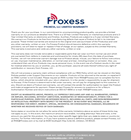 Proxess Limited Warranty and RMA Form pdf.